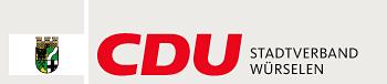 CDU-Stadtverband Würselen - Logo